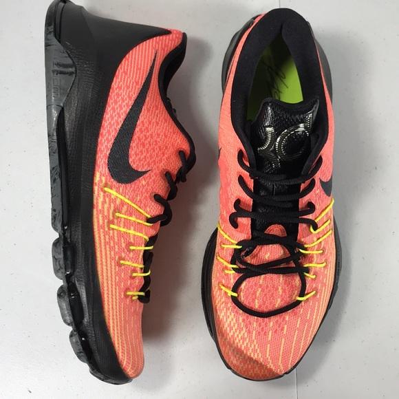 check out dc263 e99e2 Nike KD 8 basketball shoes 749375-807 size 11 New